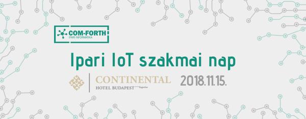 Ipari IoT konferencia