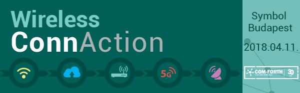 Wireless ConnAction - az IoT konferencia